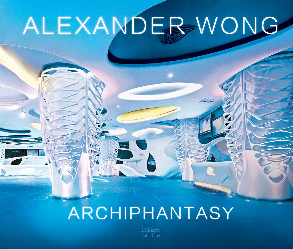Archiphantasy by Alexander Wong is published by The Images Publishing Group and costs £60 ($85)