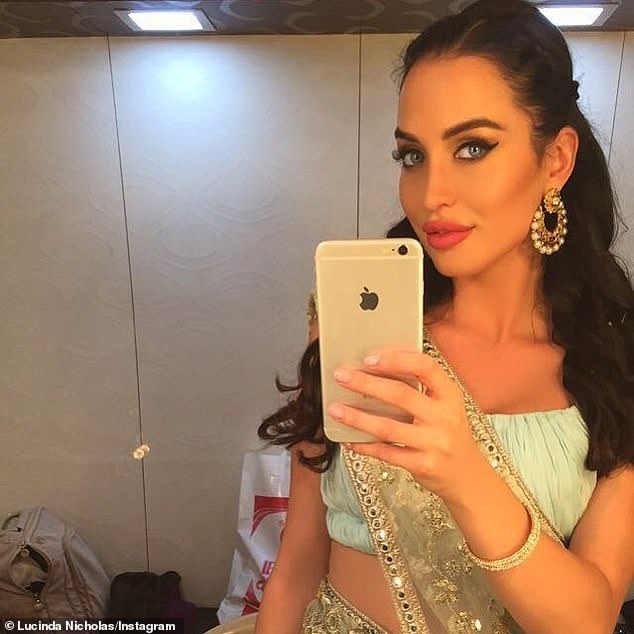 Background: According to the publication, Lucinda is of Middle Eastern and European heritage and has played a mix of characters who have English, South Indian and Austrian backgrounds