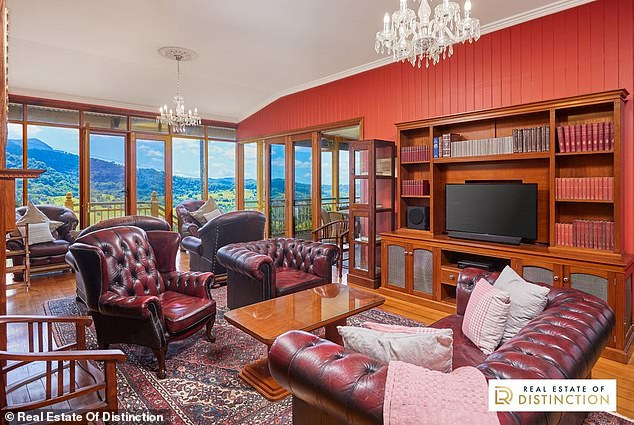 'This exceptional property is coveted by many but reserved for only a select few,' reads the listing on realestate.com.au