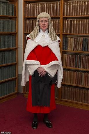 Mr Justice William Davis ruled on the case