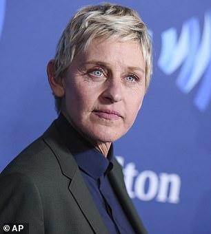 Ellen has quit her show, saying she no longer felt challenged