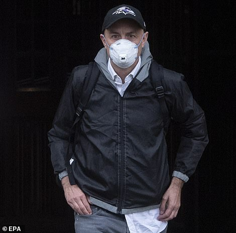 Dominic Cummings claimed Boris Johnson's 'disastrous' handling of the pandemic had cost tens of thousands of lives