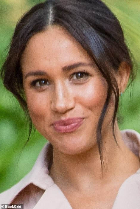 The Duchess of Sussex: Actress and blogger Sydney Morton, who is best known for Netflix show She's Gotta Have It, will take on the role of Meghan