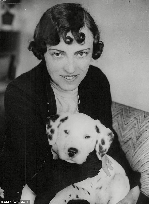 Puppy love:As the new Cruella remake proves dalmatians haven't had their day Brian Viner looks back at the history of the well-loved children's novel written byDodie Smith (pictured)