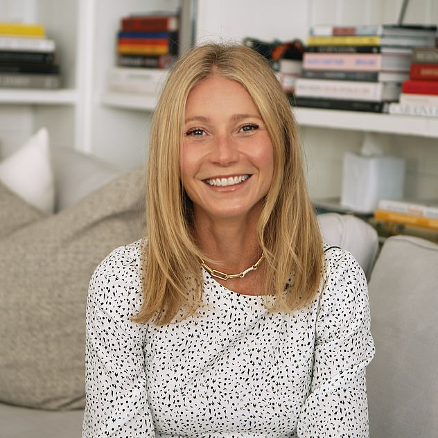 Oh dear:The 48-year-old A-lister's lifestyle brand Goop has suffered 'abysmal losses' of '£1.09million' in the UK