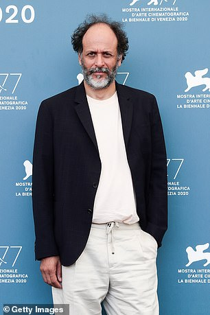 Packed schedule: The Italian filmmaker said his 'heart is still' into doing a Call Me By Your Name sequel but he's focused on his new film, Bones & All, which could be followed by Scarface