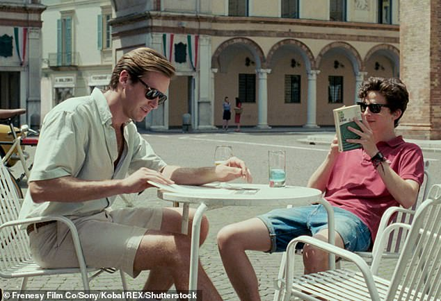 Acclaimed: Call Me By You Name received four Oscar nominations( winning for Best Adapted Screenplay) and widespread critical acclaim, particularly for Guadagnino's direction, Ivory's screenplay, and the performances of Chalamet, Hammer, andMichael Stuhlbarg