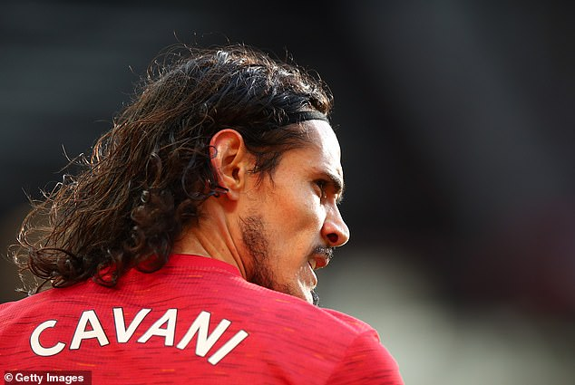 Veteran Cavani has committed his future to Manchester United for another season