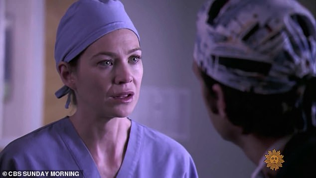 Prominent role: Pompeo is known for her longstanding portrayal of Dr. Meredith Grey on the hit medical drama series Grey's Anatomy