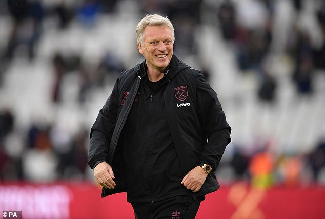 Moyes, in his second spell in charge, has been widely praised and he wants to make them great