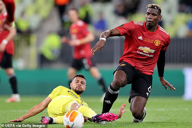 United's big players shrinking on the big occasion was dispiriting as they passed up glory