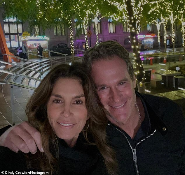 23 and counting! Cindy Crawford, 55, and her husband Rande Gerber, 59, celebrated 23-years of marriage on Saturday, May 29