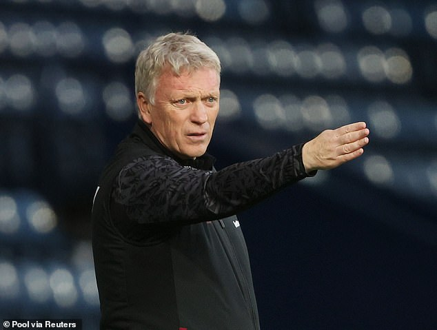 Hammers boss David Moyes sees Johnstone as the long term replacement for Lukasz Fabianski