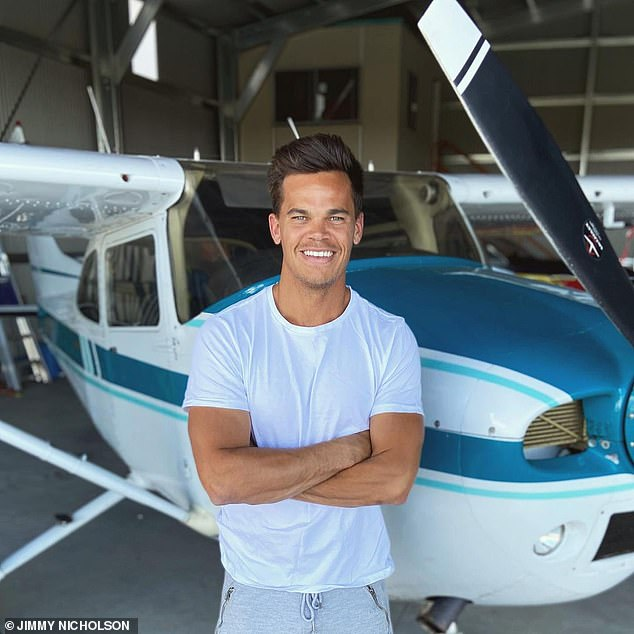 Looking for love: The soon-to-be bachelor of New Zealand and Fijian descent was announced as Australia's new Bachelor in March