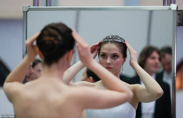 Each debutante - male and female - is put through a rigorous selection process involving tests on their education, knowledge of foreign languages, manners, and of course, looks