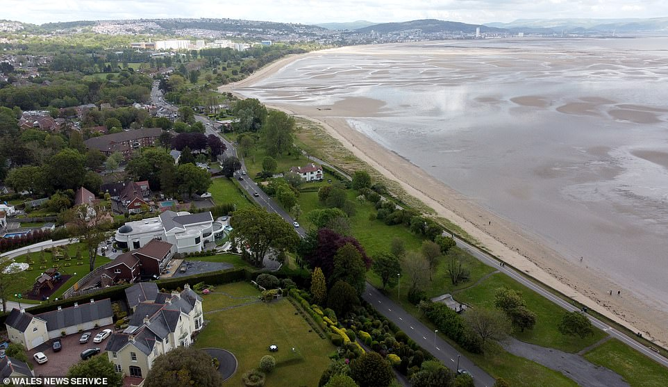 Residents of the plush Swansea seafront strip, Mumbles Road, became the target of the local skateboarders after entering a legal challenge to block a £360,000 skate park expansion
