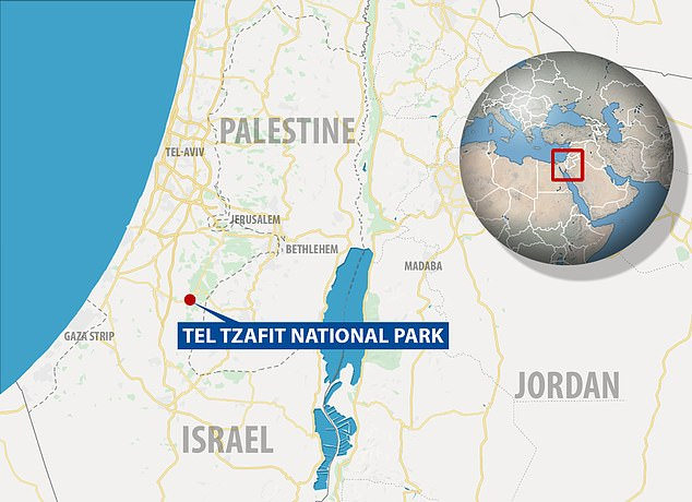 Gath was conquered in 830 B.C. by KingHazael, who later went on to attack Jerusalem
