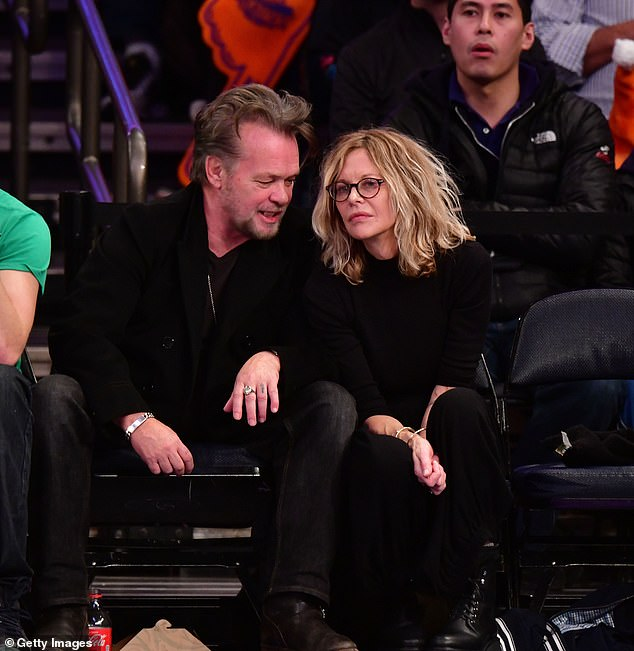 Longtime love: John previously dated Meg Ryan, 59, but ended their engagement in 2019 because he reportedly 'didn't want to get married again'