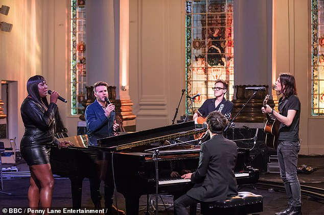 Through successive lockdowns, I¿ve been finding ways to keep making live music. On Friday you can sample it for yourself when my supergroup special, I¿m With The Band, airs on BBC One
