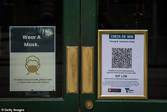 The Education State failed to implement a universal QR code app until just last Friday - a day after residents were plunged into their fourth lockdown