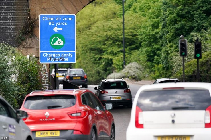 Birmingham council has set up a £10 million scheme offering £2,000 grants to support people working in the Clean Air Zone