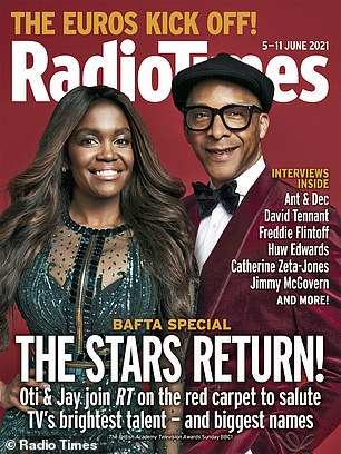 The new issues of Radio Times is on newsstands now