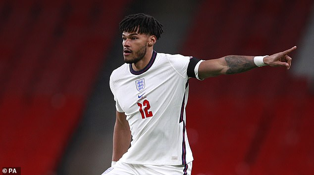 Tyrone Mings could start for England in their Euro 2020 opener if Maguire is still sidelined