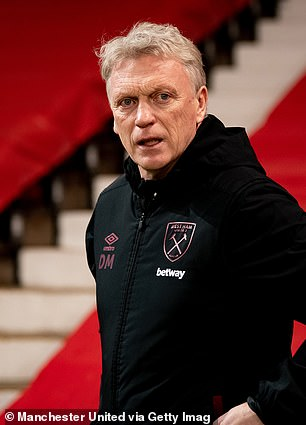 David Moyes guided West Ham to European football so has been nominated for the award as well