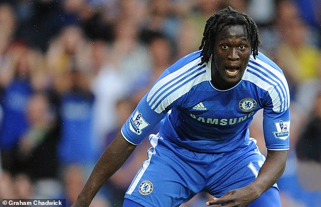 Lukaku spent three years at Chelsea between 2011 and 2014 but failed to break through