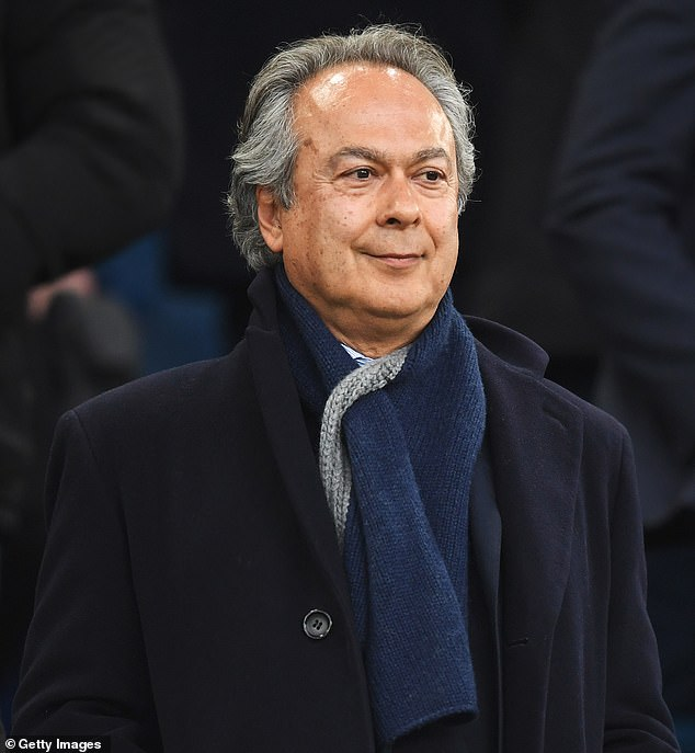Owner Farhad Moshiri now faces his most important decision as he looks for a new manager