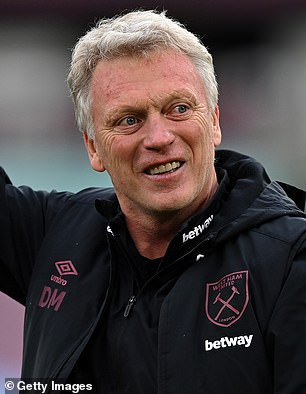 Former boss of 11 years David Moyes is of interest to Everton