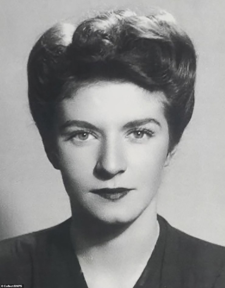 Eliane Plewman,who was born in Marseille, France, was involved in a number of highly successful sabotage missions during her time with Winston Churchill's elite Special Operations Executive (SOE) during the Second World War