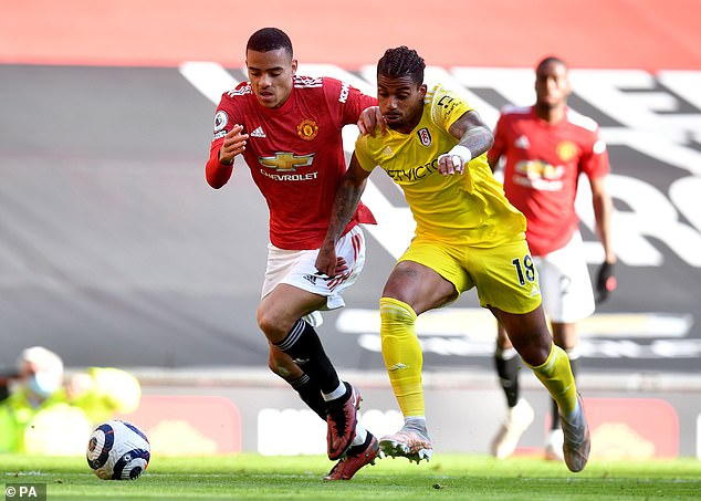 Man United star Mason Greenwood reportedly complained of tiredness after playing Fulham
