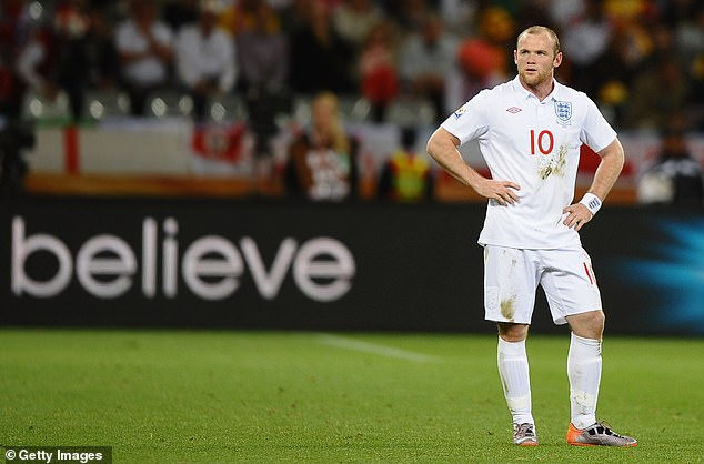 Rooney also struggled with injuries ahead of the 2010 World Cup and was far from his best