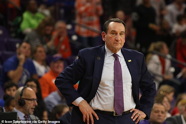 Duke men's basketball coach Mike Krzyzewski, known to generations of fans and players as 'Coach K,' has reportedly decided to retire after the upcoming season, ending a Hall of Fame career that has included five national titles and an NCAA Division I record 1,170 wins thus far