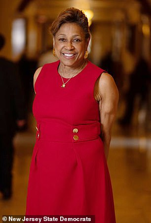 Cunningham has represented the 31st Legislative District, which includes Bayonne and Jersey City, since 2007