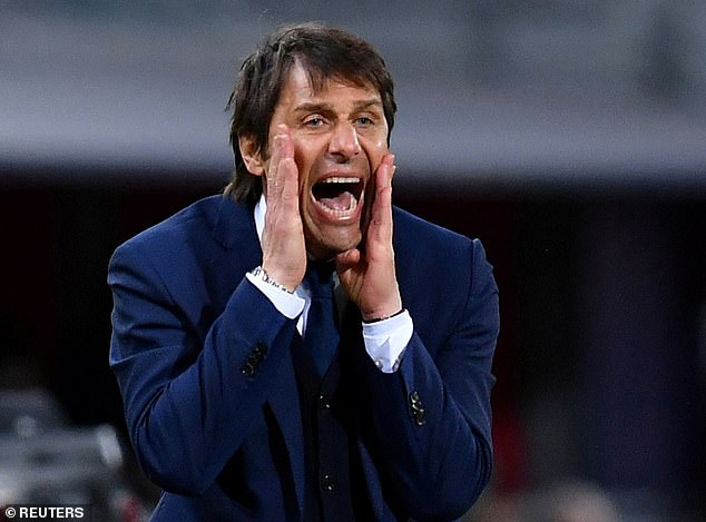 Conte left Inter with the club in dire financial straits and just days after their Serie A title win