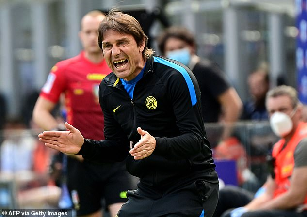 A born winner, Conte is solely focused on results and will demand lots from Spurs' hierarchy