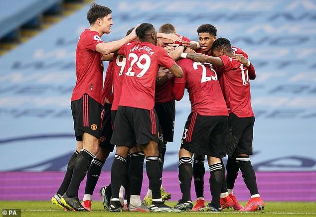 Rio Ferdinand believes Manchester United showed 'vast improvement' in the Premier League