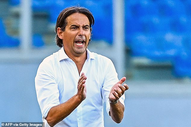 Inzaghi has impressed at Lazio in his five years at the club - winning three trophies in Rome