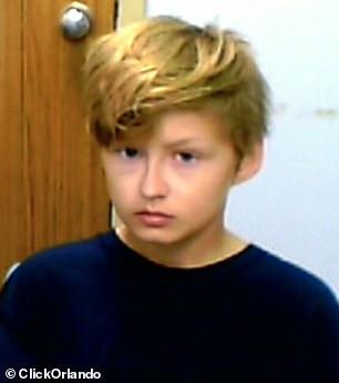 Travis O'Brien, 12