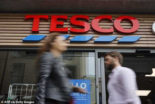 Tescostore staff – who are mostly women – have accused the supermarket chain of paying them up to £3-an-hour less than the company's warehouse workers, who are mostly men