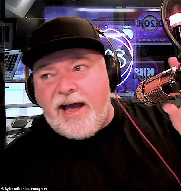 Inside Kyle Sandilands' wild 50th birthday party: The radio host has revealed his lavish plans - including how Karl Stefanovic 'weaseled his way' on to the guest list