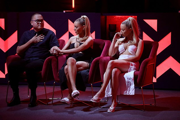 Divided: However, some fans are willing to overlook the show's perceived bias, saying they instead view Big Brother as entertainment, not a competition