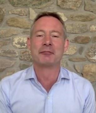 TUI UK boss Andrew Flintham