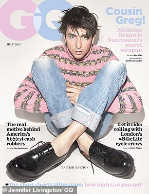 Read more:The July issue of British GQ is available via digital download and on newsstands today