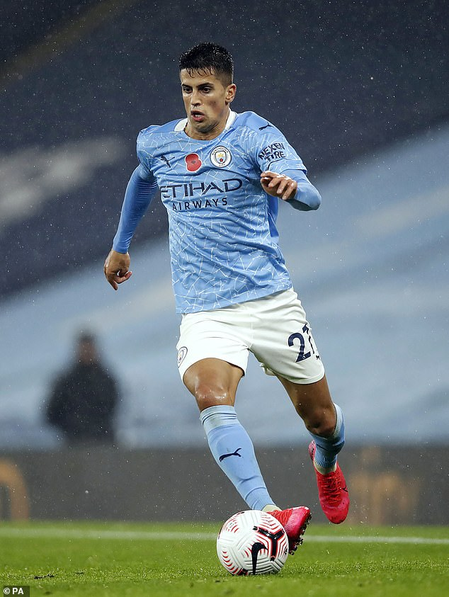 DefenderJoao Cancelo helped his sidekeep 19 clean sheets during the campaign