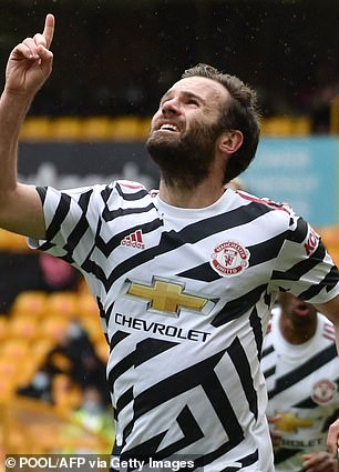 United are in talks with Juan Mata over a new deal