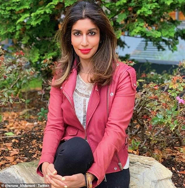 Dr Aruna Khilanani, who is a psychiatrist and psychoanalyst, delivered the talk virtually to Yale University medical students and faculty back in April
