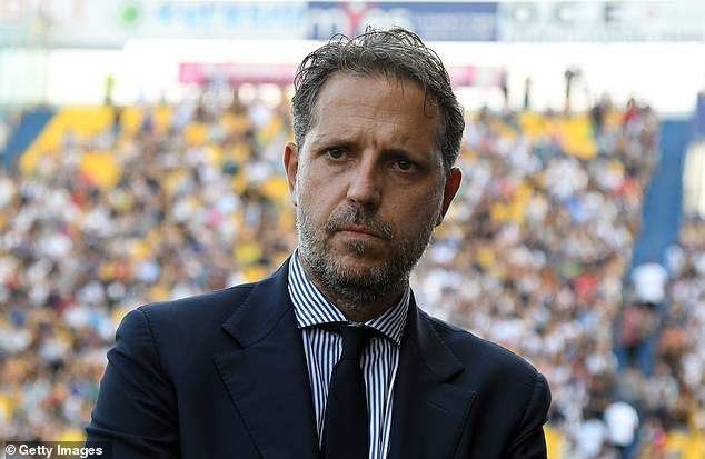 Tottenham are believed to be close to bringing in Fabio Paratici as their director of football